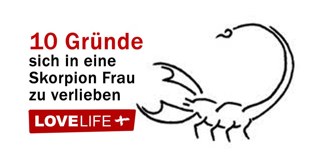 skorpionfrau