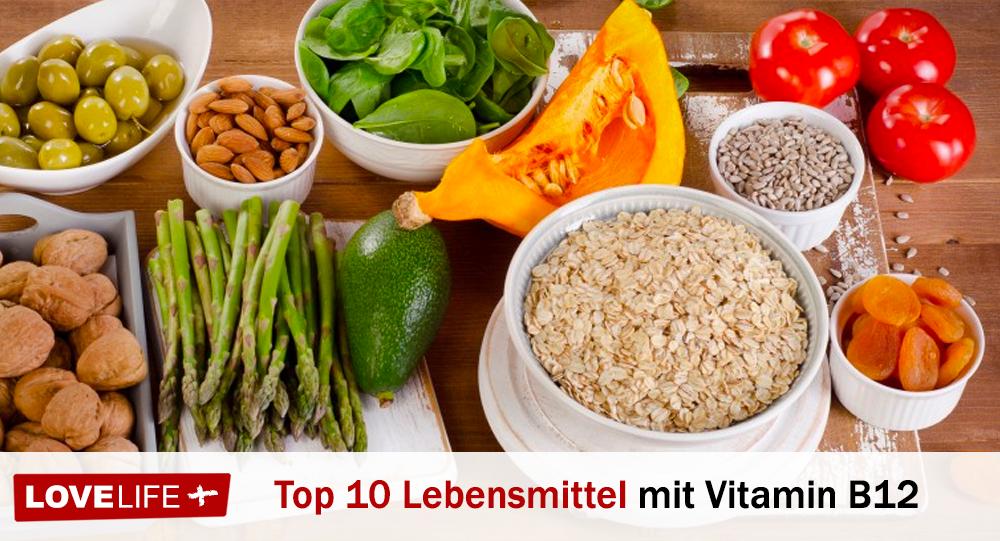 Diese 10 Lebensmittel enthalten viel Vitamin B10 - LoveLife.plus